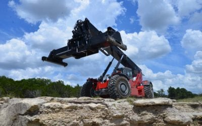 RT250 Rough Terrain Container Handler